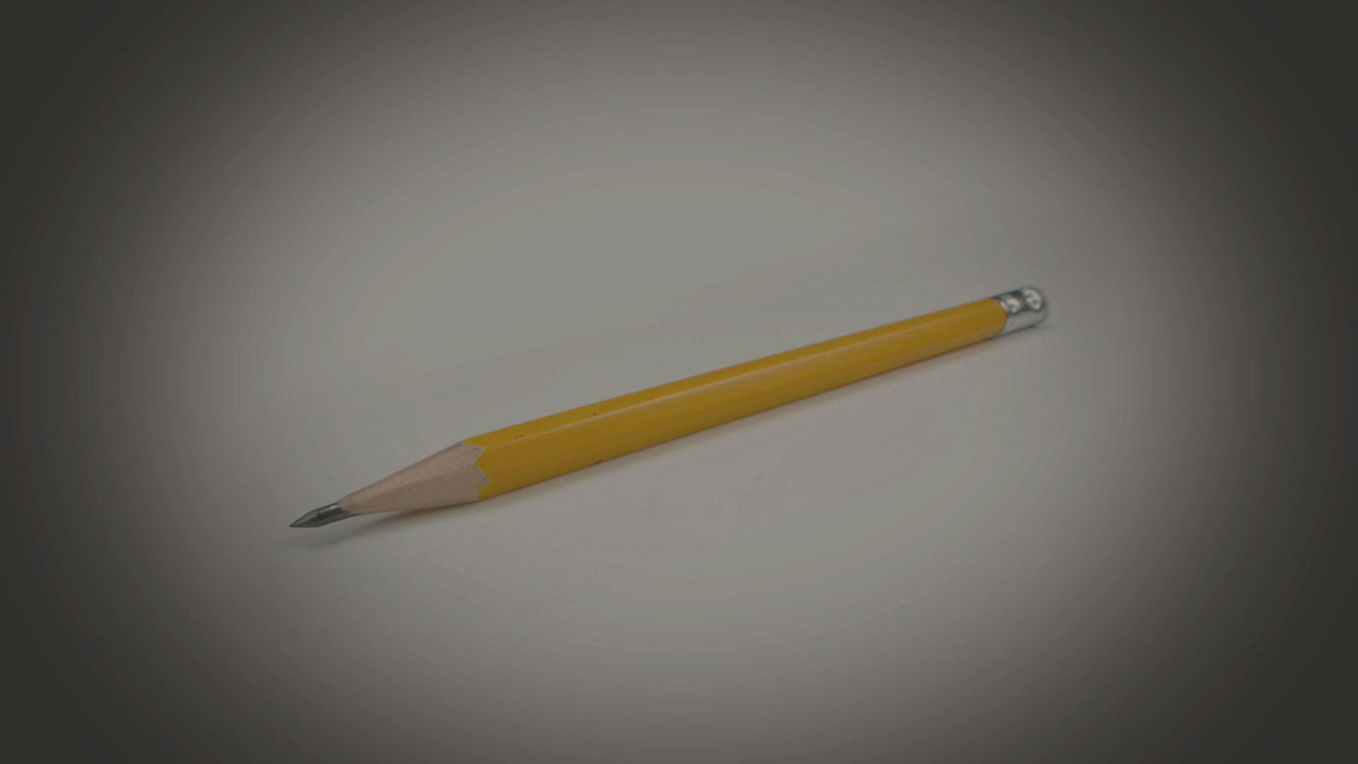 연필의 고백