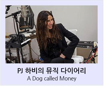 PJ 하비의 뮤직 다이어리 A Dog called Money