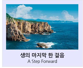 생의 마지막 한 걸음 A Step Forward