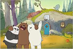 위 베어 베어스: 곰 브라더스