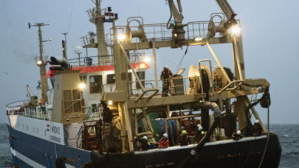 북해의 청어잡이
