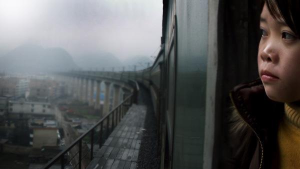 집으로 가는 기차