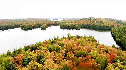 가을의 전설,캐나다