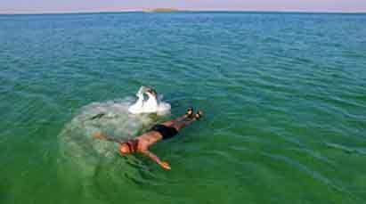 갈릴리에서 홍해까지, 이스라엘 재발견