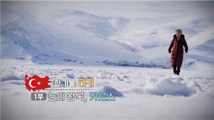 극한 겨울 터키1부 눈의 왕국 카르스