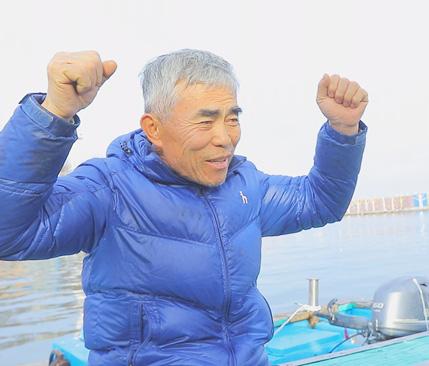 한국기행, 뜨거운 바다, 최북단 대진항