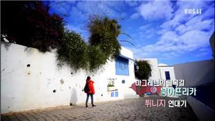 마그레브의 골목길 북아프리카-튀니지 연대기