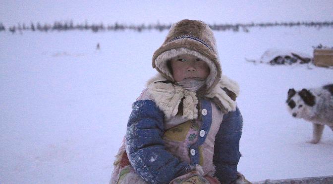 겨울 아이들의 땅