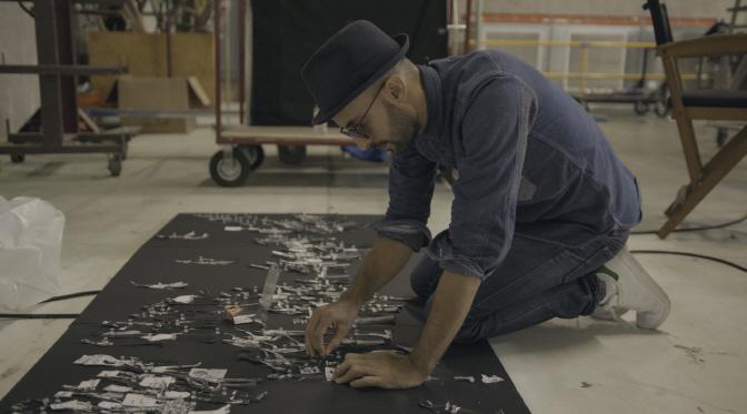 JR의 벽화 프로젝트