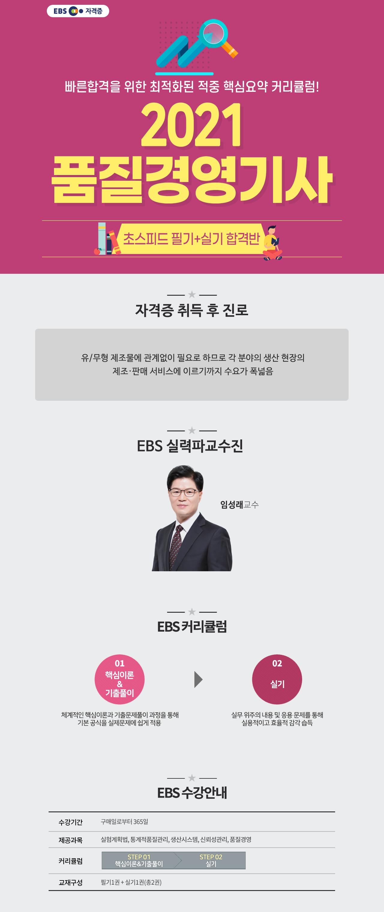 2020 품질경영기사 초스피드 필기+실기 합격반_PC