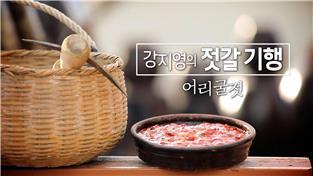 강지영의 젓갈 기행 - 어리굴젓
