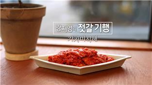 강지영의 젓갈 기행 - 가자미식해