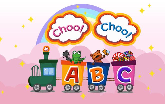 #Choo! Choo! ABC