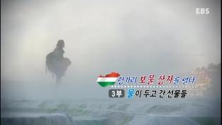 헝가리,보물상자를 열다 3부 물이 두고 간 선물